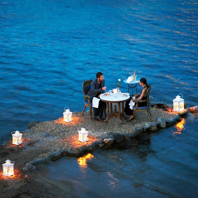Hoteis incríveis: Kivotos em Mykonos