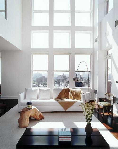 Branco na decoração: Sem graça?